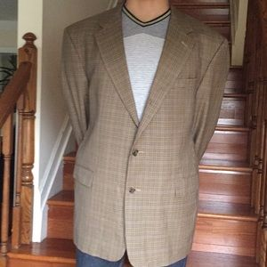 Vintage Burberry Sports Jacket